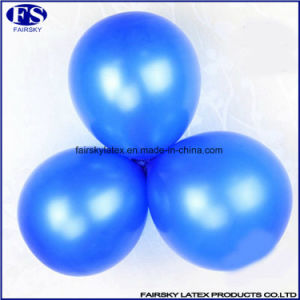 Manufacturer Direct Price 12 Inch Metallic Balloons on Sale pictures & photos