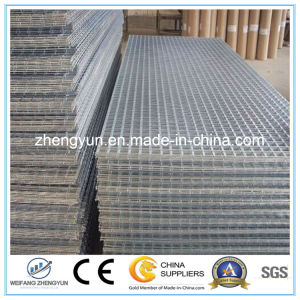 Low Carbon Iron Wire Mesh 4X4 Welded Wire Mesh Panel