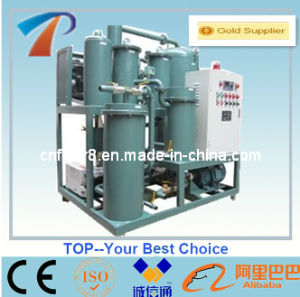 Tya Vacuum Industrial Lubricating Oil Filteration Machine with CE; ISO Approved pictures & photos