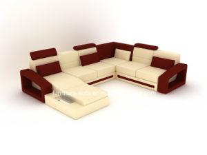 Soft Furniture Italy Leather Sofa