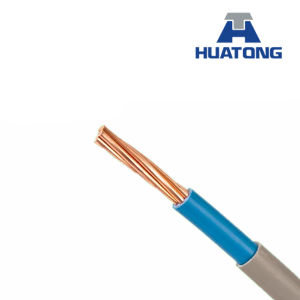 IEC Standard 1mm PVC Copper Wire Electrical Wire and Cable pictures & photos