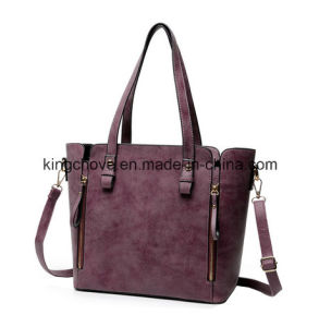 Latest PU Fashion Tote Handbag Style (KCH274)