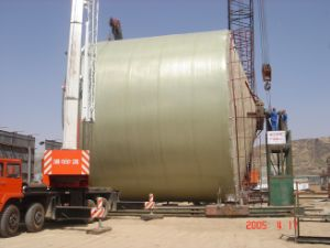 FRP Large Tank Manufactured on Site pictures & photos