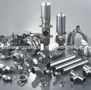 Sanitary Valves and Fittings pictures & photos