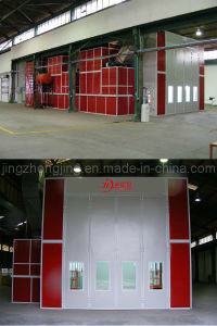 Passanger Spray Booth for 18000*5000*5000 (Model: JZJ-FB-18) pictures & photos