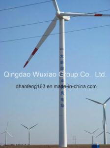 Wind Power Pole Steel Tower