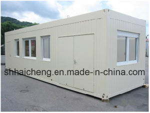 Container Office with Large Space and Big Windows (shs-fp-office056) pictures & photos