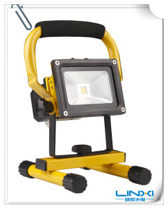 on Fashion 10W Rechargeable and Dimmable LED Work Lamp