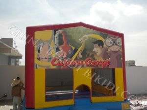 Inflatable Bouncers Curious George (B2085) pictures & photos
