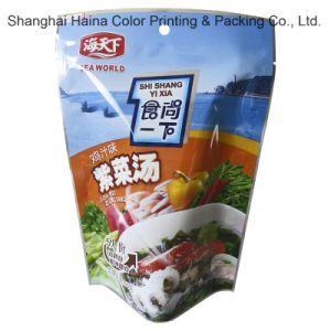 Plastic Compound Printing Seafood Packaging Bag (SEAFOOD BAG)