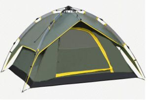 Three Season Camping Tent with Double Skin for 3~4 Persons (LGT14002)
