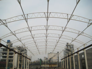 Cambered Steel Structure Steel Truss pictures & photos