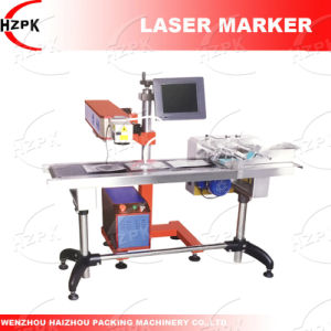Hzlc -30 Product-Line Type RF CO2 Laser Marker Marking Machine From China pictures & photos