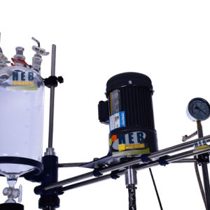 Multi-Function Reactor/Single Layer Glass Reactor with Chiller (HB100L) pictures & photos