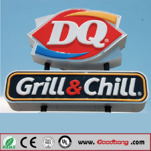 3D Outdoor Waterproof Acrylic LED Letter Light Box Sign pictures & photos