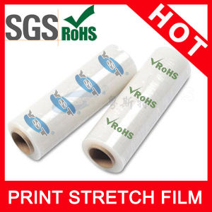 Exxon Mobil Material Made LLDPE Plastic Film pictures & photos