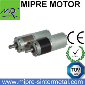 DC Gear Motor in 200 Rpm and 30 Kg. Cm Stall Torque for Home Appliance