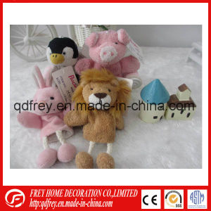 Hot Sale Kids Animal Mini Toy of Finger Puppet Toy pictures & photos
