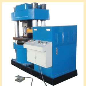 Ce Certificated Factory Supply DIN Standard Hpm Type Steel Wire Rope Lift Sling Making Hydraulic Press Swage Machine