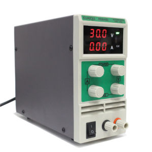 30V 10A Regulated Digital Switching Power Supply Lab Equipment Repair