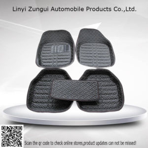 Manufacture Low Price Floor Mats For Cars 5pcs Easy Clean 3d Pvc Car Floor Mats