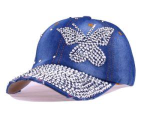 afb436447 China Rhinestone Baseball Caps Wholesale - China Women′s Ball Cap ...