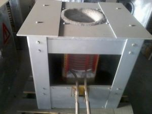 Stainless Steel Fast Melting Induction Furnace pictures & photos