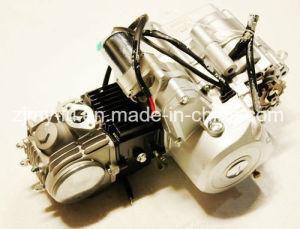Motorcycle Engine 110cc 4 Gear Electric +Kick Start ATV Dirt Bike