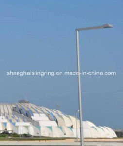 Steel Pole Manufacturer Q345 Steel pictures & photos