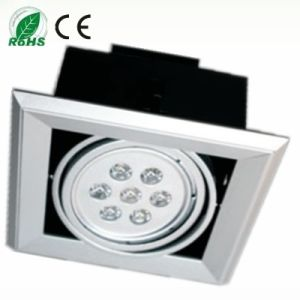 Sqaure LED Light 7W (SS-DD007-1)