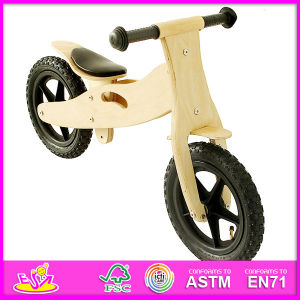 2014 Educational Wooden Toys Kid Bike, High Quality Wooden Walking Kid Bike and Hot Sale Balance Wooden Kid Bike W16c055 pictures & photos
