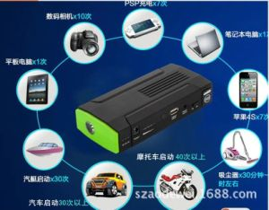 Multi-Fuction Car Emergency Diesel Engines Jump Starter Mini Power Bank