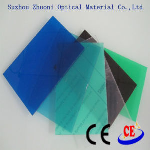 High Quality Colourful PC Sheet with UV Protection