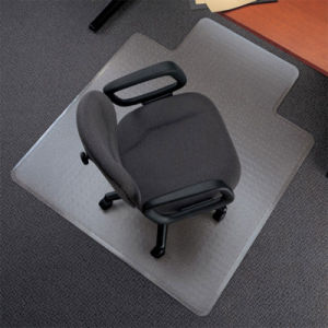 China Chair Mat For Carpet 53 X 45
