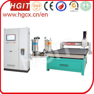 PU Gasket Sealant Making Machine for Cabinet Filter Distributor Box pictures & photos