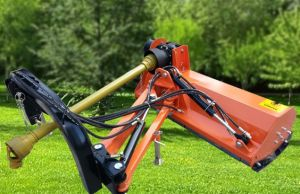 Left Hand Verge Flail Mower for Sale pictures & photos