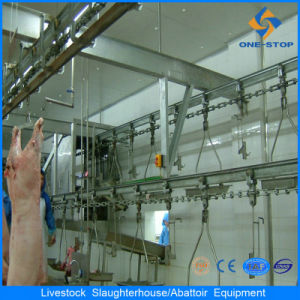 Automatic Pig Skin Machine for Hide as Pig Slaughter Equipment