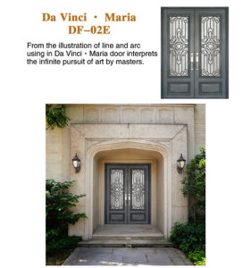 Iron And Glass Front Door For Main Gate Design Home