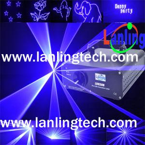 Stage Lighting Effect Chrismas Stage Lighting Effect 1.5 Watt Dmx Ilda Laser Projector 2w Rgb Laser Light Full Color Stage Laser Light Fashionable And Attractive Packages Commercial Lighting