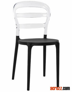 Modern Designer Furniture Plastic Stacking Wien Chair pictures & photos