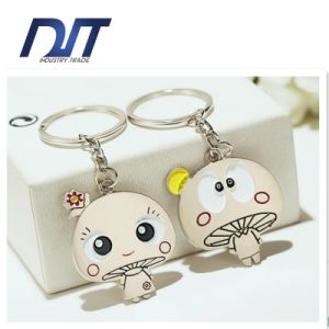 Lovely Creative Cute Rogue Rabbit Couple Key Ring