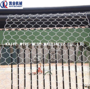 High Quality Gabion Mesh Weave Machine pictures & photos