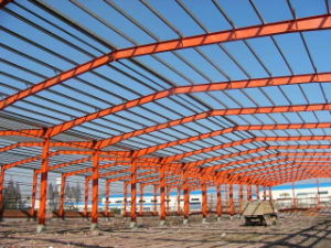 Steel Pre-Engineered Buildings for Construction Usage pictures & photos