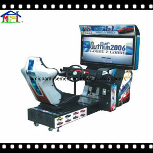 Arcade Simulated Driving Game Exciting Outrun Racing pictures & photos