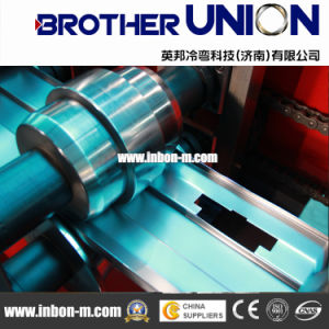 Metal Door Roll Forming Machine pictures & photos
