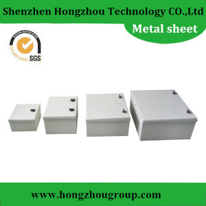 outdoor Sheet Metal Fabrication Electronic Safe Switchgear Cabinet pictures & photos