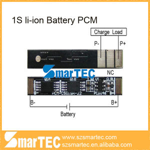 1s 3.2V Li-ion Battery Protection Circuit Board PCM
