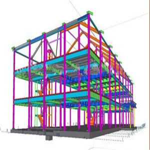 Industrial Steel Structure Factory Building Prefab Steel Building pictures & photos