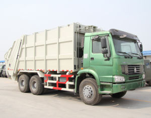 Sinotruk 20m3 6X4 Garbage Compactor Truck for Sale (ZZ3257M4347C1) pictures & photos