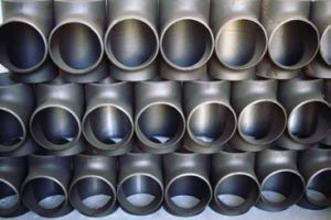 P265gh P235gh Carbon Steel Seamless Tee, Pipe Tee pictures & photos